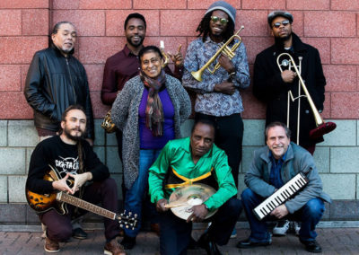 THE SKATALITES Feat STRANGER COLE